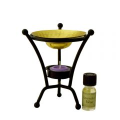Grehom Oil Burner - Hour Glass (Lavender)