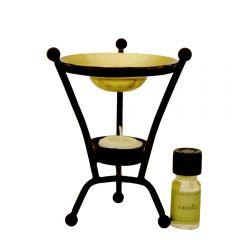 Grehom Oil Burner - Hour Glass (Vanilla)