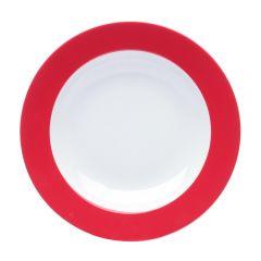 Kahla Porcelain Soup Plate; 22 cm
