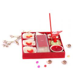 Grehom Aroma Box - Cattleya Orchid (Red)