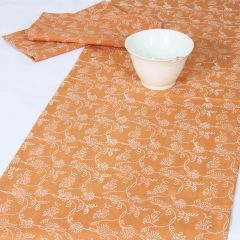 Grehom Table Runner - Mehendi Creepers