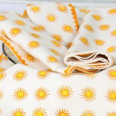 Grehom Napkins Large (Set of 2) - Sun