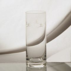 Grehom Crystal Hi Ball Glass - Tribal (500ml)
