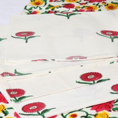 Grehom Napkins Large (Set of 2) - Blossom