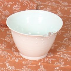 Grehom Porcelain Bowl - Bowl with beads