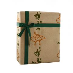 Grehom Gift Wrapping Paper (Set of 2) - Birds