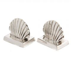 Grehom Place Card Holder (Set of 4) - Sea Shell