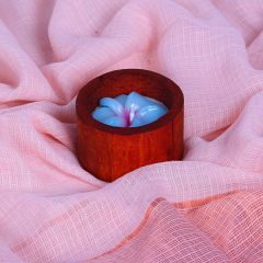 Grehom Candle - Blue Frangipani in Bamboo Casing
