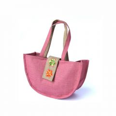 Grehom Hessian Bag - Boat